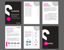 #40 para Whitepaper Template Design por ferisusanty
