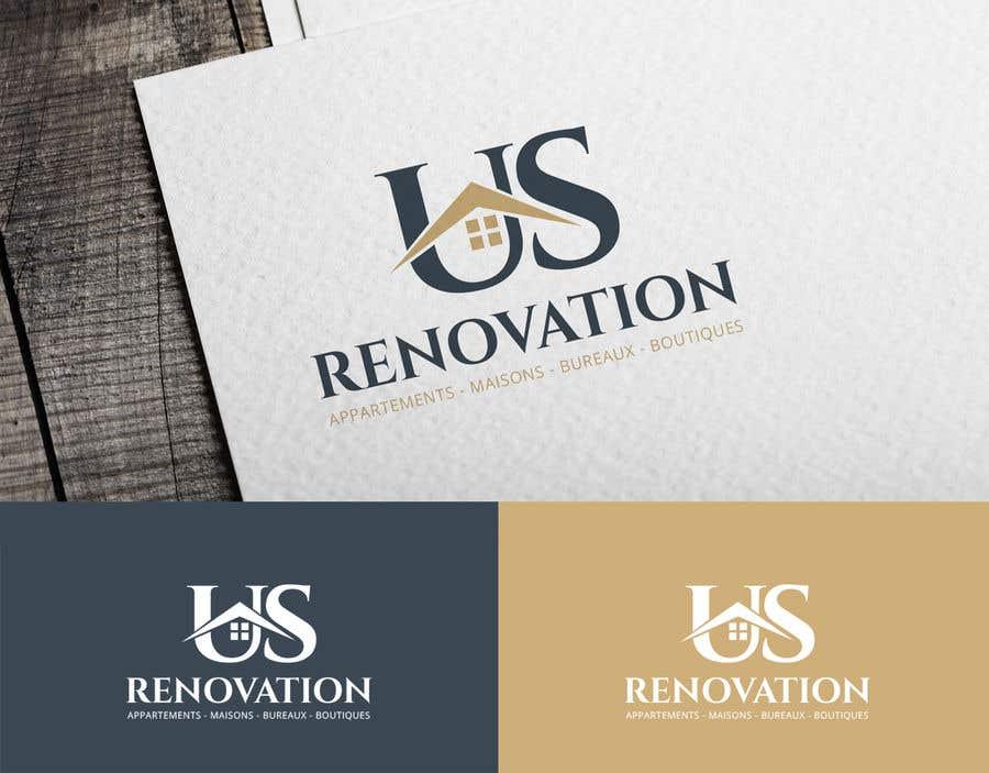 Proposition n°                                        62                                      du concours                                         je besoin crée logo pour ma entreprise de rénovation