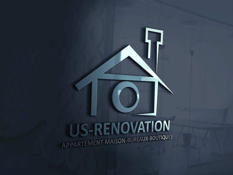 Proposition n°                                        111                                      du concours                                         je besoin crée logo pour ma entreprise de rénovation