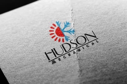 #757 for Design a Logo for  Hudson Mechanical af ekanshnigam