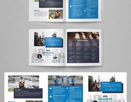 Nro 145 kilpailuun j'ai un besoin pour créer une brochure corporative käyttäjältä enovdesign