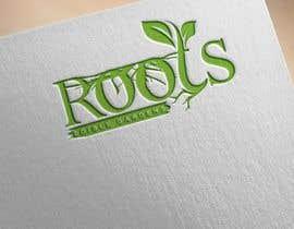 #384 untuk Roots Edible Gardens oleh designerrahim15