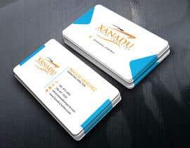 #451 cho Xanadu Luxury Charters - Business Card Design bởi kroyshamal