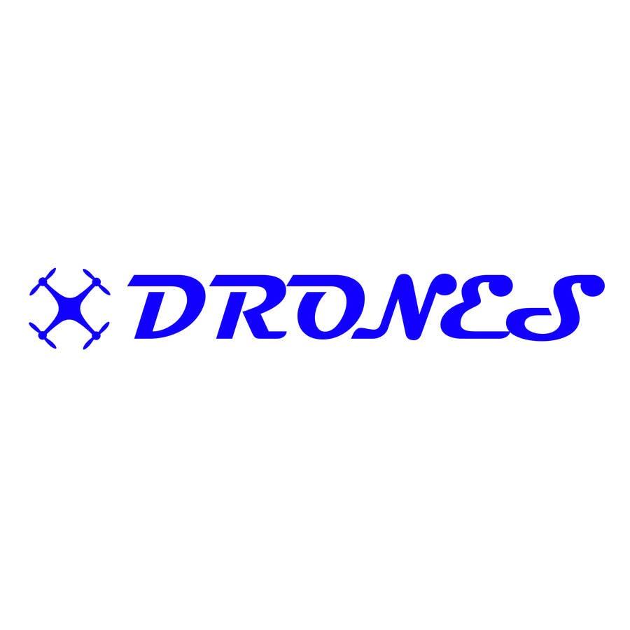 Konkurrenceindlæg #                                        8                                      for                                         Design a Logo for XDRONES.com
