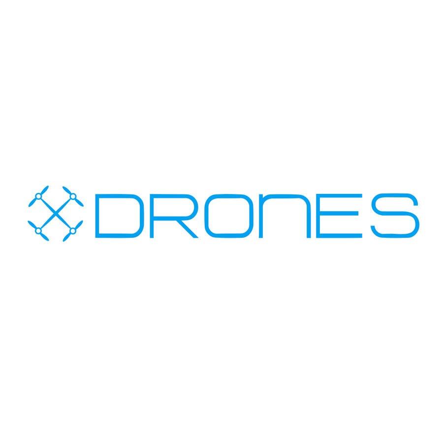 Konkurrenceindlæg #                                        39                                      for                                         Design a Logo for XDRONES.com