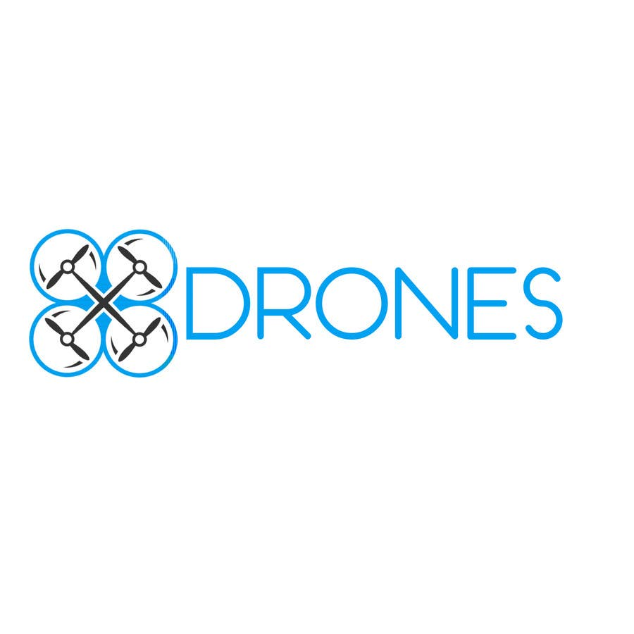 Konkurrenceindlæg #                                        41                                      for                                         Design a Logo for XDRONES.com