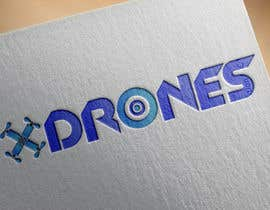 #56 for Design a Logo for XDRONES.com af mithusajjad