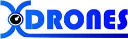 Konkurrenceindlæg #                                        60                                      for                                         Design a Logo for XDRONES.com
