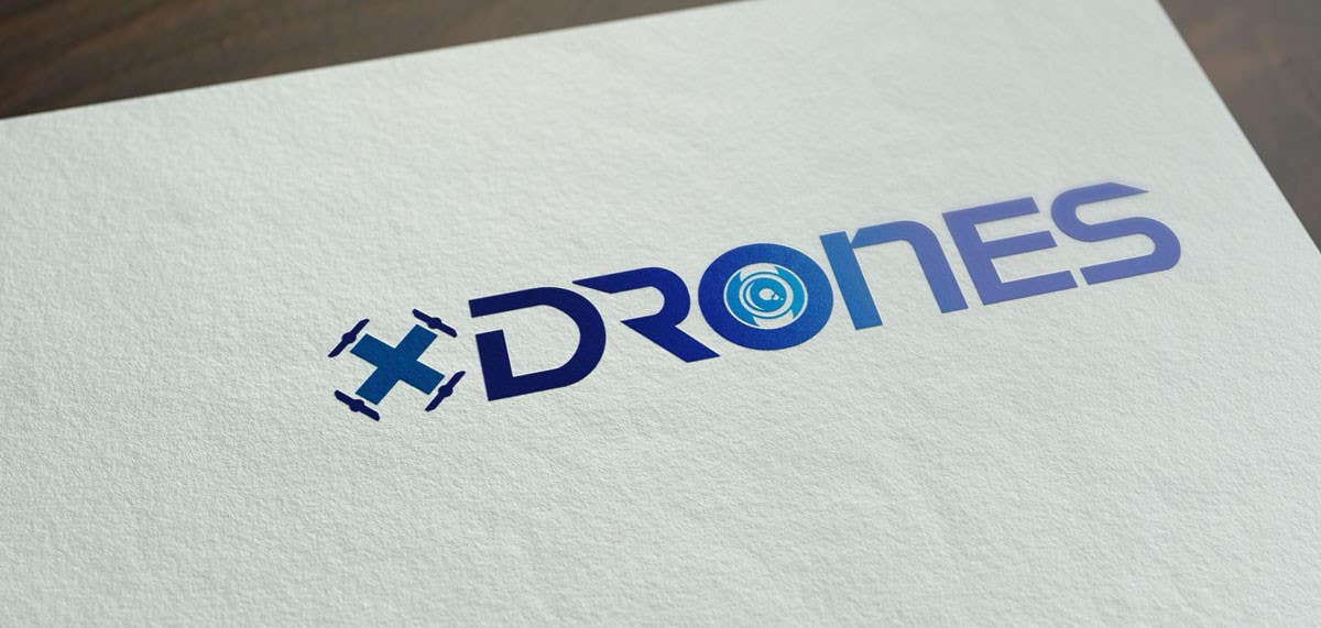 Konkurrenceindlæg #                                        57                                      for                                         Design a Logo for XDRONES.com