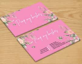 #46 untuk Make me a  business card oleh PingkuPK