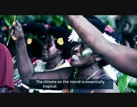 #4 cho We are looking for a Professional video to show the beauty of New Guinea & surrounding Pacific Islands. bởi oussamabellouch