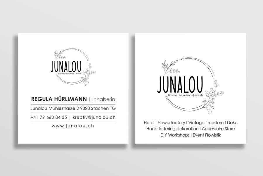 Kilpailutyö #                                        366                                      kilpailussa                                         Design square business cards, Convert Pixel logo to paths