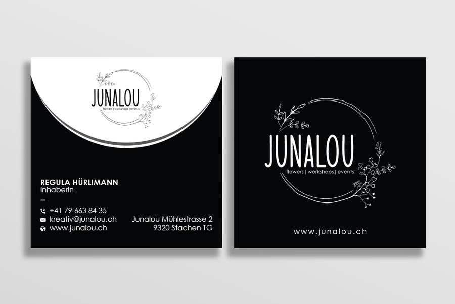 Kilpailutyö #                                        370                                      kilpailussa                                         Design square business cards, Convert Pixel logo to paths