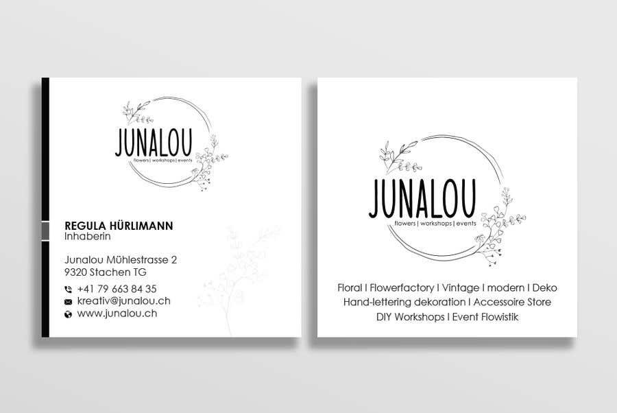 Kilpailutyö #                                        371                                      kilpailussa                                         Design square business cards, Convert Pixel logo to paths