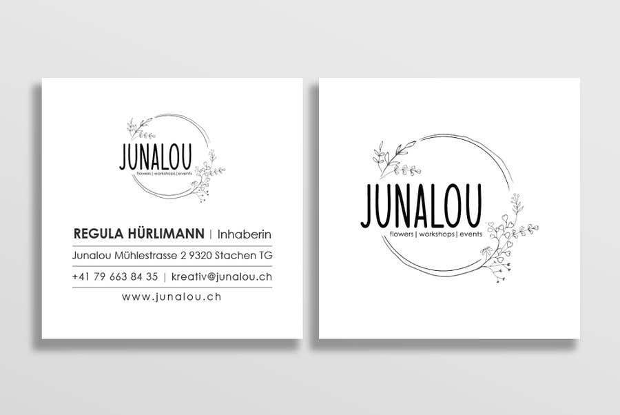 Kilpailutyö #                                        377                                      kilpailussa                                         Design square business cards, Convert Pixel logo to paths