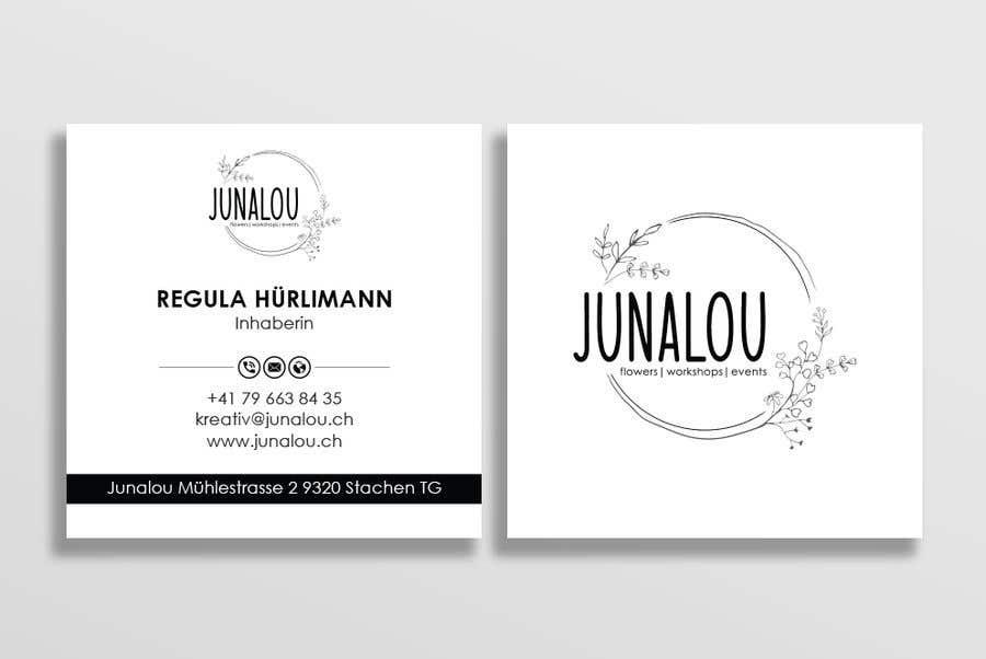Kilpailutyö #                                        387                                      kilpailussa                                         Design square business cards, Convert Pixel logo to paths