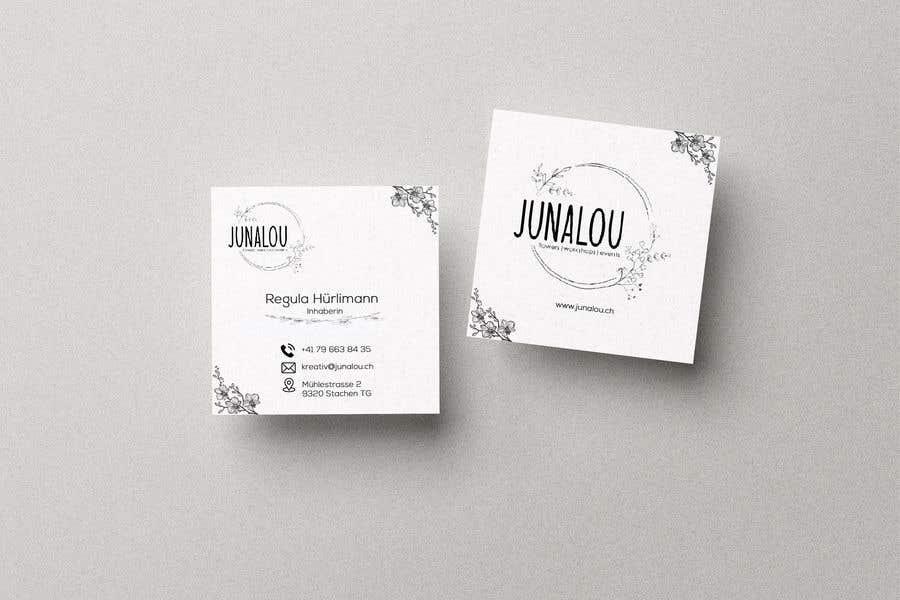 Kilpailutyö #                                        232                                      kilpailussa                                         Design square business cards, Convert Pixel logo to paths