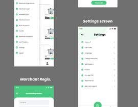 mdrahad114 tarafından iOS & Android - UI / UX / IxD Design for eCommerce app - Part 1 için no 47