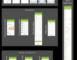 bishalchandra tarafından iOS & Android - UI / UX / IxD Design for eCommerce app - Part 1 için no 51
