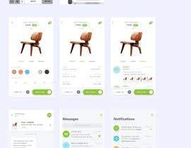 ChaYanDee tarafından iOS & Android - UI / UX / IxD Design for eCommerce app - Part 1 için no 55