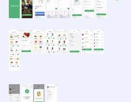 prodevadarsh tarafından iOS & Android - UI / UX / IxD Design for eCommerce app - Part 1 için no 58