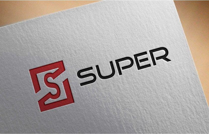 Konkurrenceindlæg #176 for Design a Logo for Super