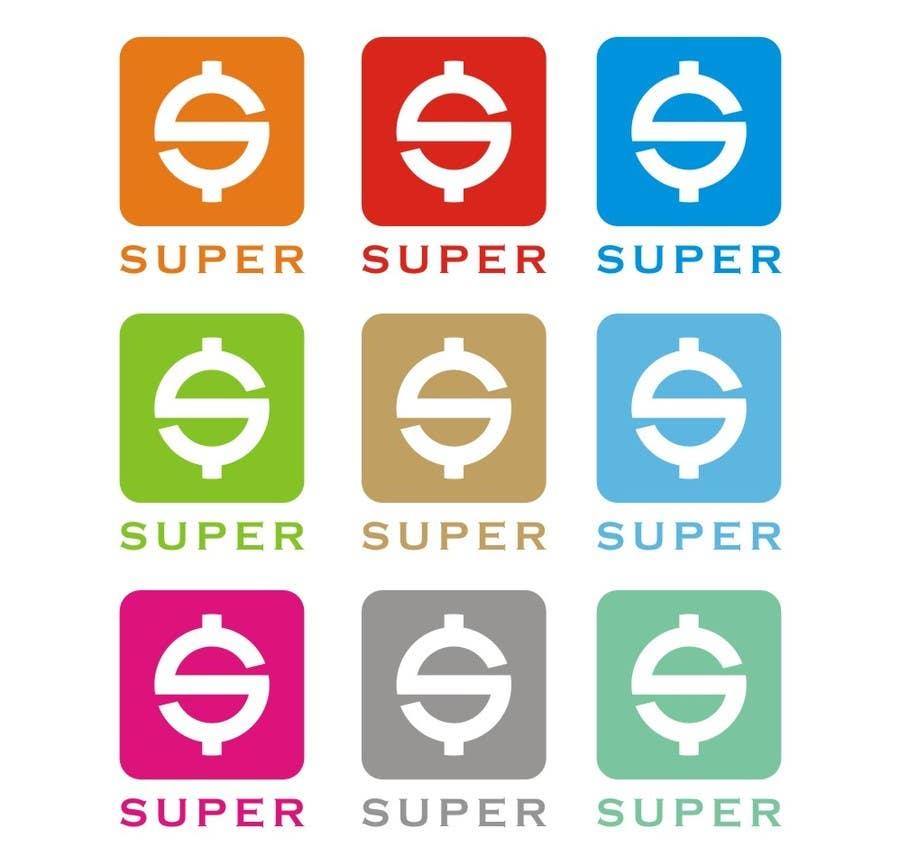 Konkurrenceindlæg #187 for Design a Logo for Super
