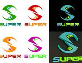 #114 for Design a Logo for Super af AnSu87