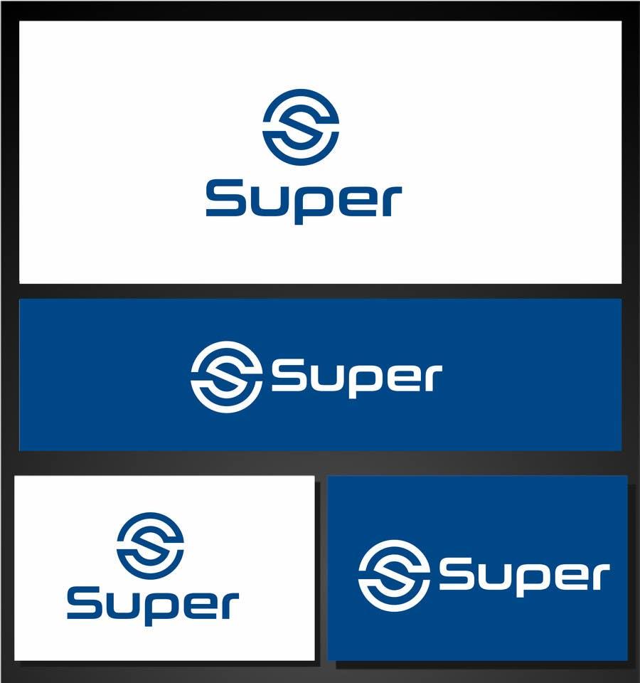 Konkurrenceindlæg #64 for Design a Logo for Super