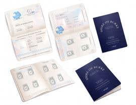 #281 untuk Promotional Passport design, billboard graphics, bumper sticker, graphics for badges etc oleh ajherstechnology