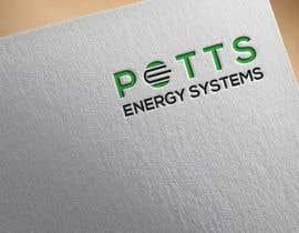 Nro 676 kilpailuun Design a logo for Potts Energy Systems käyttäjältä smnariffen