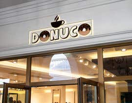 #39 for Suggest me a new company name including Logo for an Donuts & Coffe Shop by PROMITA404