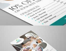#26 for Design Flyer for Spa. af awaisahmedkarni
