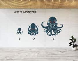 #28 для I need to create design of monsters от hasib3509