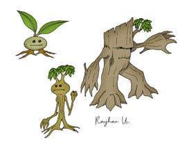 #154 для I need to create design of monsters от RayhanUddin07