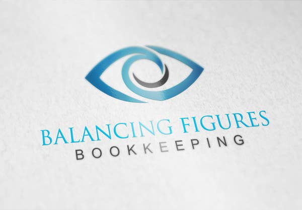 Konkurrenceindlæg #6 for Develop a Corporate Identity for Balancing Figured Bookkeeping