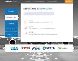 Nro 41 kilpailuun Redesign of index page website and code käyttäjältä SAUHBA
