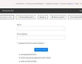 Nro 47 kilpailuun Redesign of index page website and code käyttäjältä wwwhyper152
