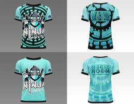 #139 for Ninja Academy T-shirt contest af marinauri