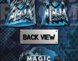 #175 for Ninja Academy T-shirt contest af badhan53