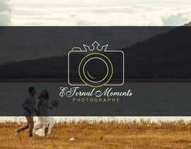 """Nro 1147 kilpailuun Design a Logo for """"Eternal Moments Photography"""" käyttäjältä anubegum"""