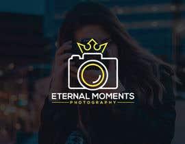 """Nro 1149 kilpailuun Design a Logo for """"Eternal Moments Photography"""" käyttäjältä anubegum"""