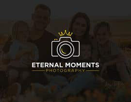 """Nro 1104 kilpailuun Design a Logo for """"Eternal Moments Photography"""" käyttäjältä lakidesign999"""