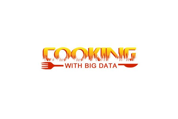 #79 for Design a new website logo - Cooking with Big Data by vlogo