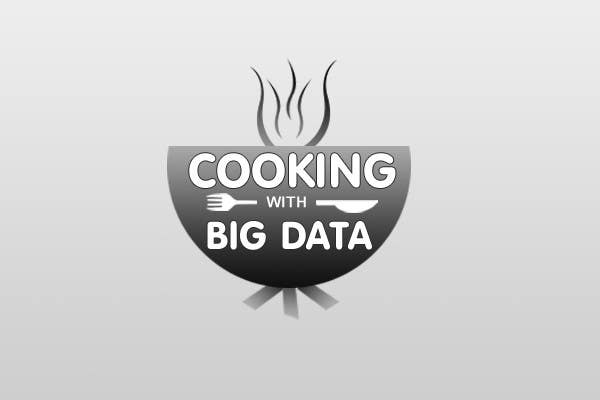 #80 for Design a new website logo - Cooking with Big Data by vlogo
