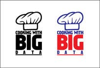 #77 for Design a new website logo - Cooking with Big Data by supunchinthaka07