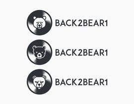 MimozaDiana tarafından Create a logo and text visual for BACK TO BEAR ONE için no 320