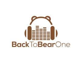 Moniroy tarafından Create a logo and text visual for BACK TO BEAR ONE için no 322