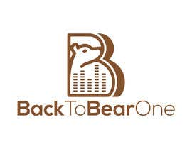 Moniroy tarafından Create a logo and text visual for BACK TO BEAR ONE için no 369