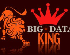 #82 untuk Website and Trade Stand Logo Design - Big Data King oleh vizindia